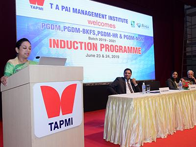 TAPMI Induction Programme