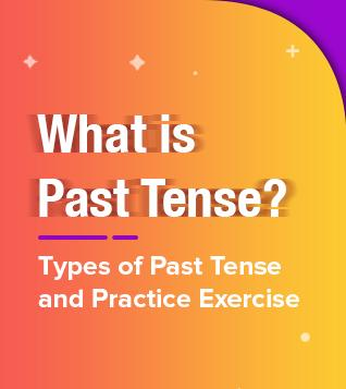 What is Past Tense