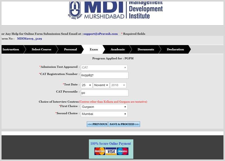 MDI Murshidabad Admission Process4