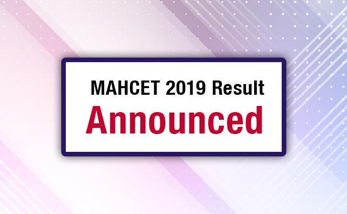 MAHCET 2019 Results Announced – Check MA HCET 2019 Scorecard, Merit List